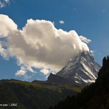 Matterhorn Švajčiarsko