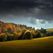 Jeseň na Horehroní